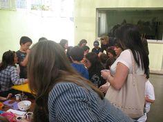 Dia da mãe, no Colégio de Alfragide.