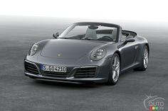 Voici la nouvelle Porsche 911 Carrera 2017 | Nouvelles | Auto123