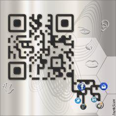 QR Code – Art Social Network