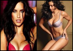 Adriana Lima doles out tips on how to buy sexy lingerie! (see pics)