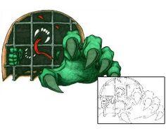 Dragon Tattoos JSF-00175 Created by John Swope