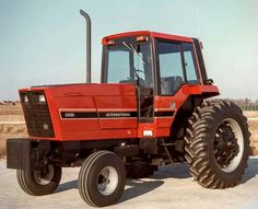 IH 5000 Experimental Tractor