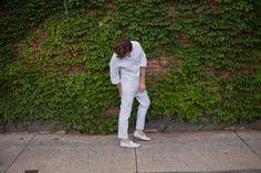 Dîner en Blanc #IMCstyle - Ian Michael Crumm