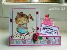 birthday card for my friend