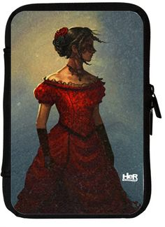Kindle Case. Features the ghost book art of Charlotte in Nancy Drew: Ghost of Thornton Hall. Available in the Her Interactive merchandise store!  $19.95