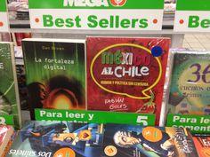 El libro entre los mejores vendidos en Comercial Mexicana