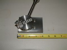 Radius or Ball Turning Tool for the Mini Lathe