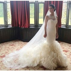 #wedding #weddingdress #weddinggown #weddingday #bride #bridal #bridalgown #whitedress #selfie #likes #like #gorgeous #prom #promdress #prom2015 #weddingdress2015 #weddinggown2015 #dress #gown