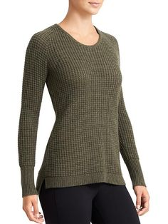 Cashmere Lodge Sweater - Because you can never have too much cashmere, we created this sporty pullover with raglan-styled sleeves and a slimmer fit.