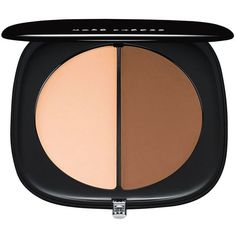 Marc Jacobs #Instamarc Light-Filtering Contour Powder ($48) ❤ liked on Polyvore featuring beauty products, makeup, face makeup, face powder and marc jacobs