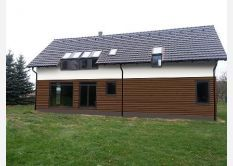 Fasády rodinných domů fotogalerie | VizualizaceFasad.cz