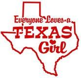 Everyone Loves a Texas Girl#Repin By:Pinterest++ for iPad#