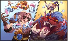More playtime with Gnar | League of Legends