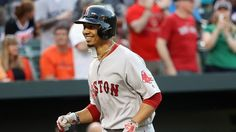 5/31/16: A three homerun game for young Mookie Betts!