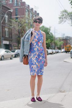 Elizabeth Kurtz. Repéré à Toronto par Barbora Simkova.
