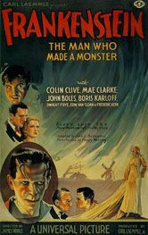 Vintage Monster Movie Posters