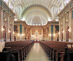 Our Lady of Sorrows Basilica in Chicago
