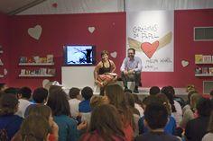 11/06/15 Homenaje Ana María Matute y sus niños, Organizado por la Editorial Destino en el Pabellón infantil. Foto © Jorge Aparicio/ FLM15