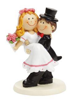 Hochzeitsfigur,+Brautpaar,+Tortenfigur+3870007+von+Walter+Creativ+auf+DaWanda.com