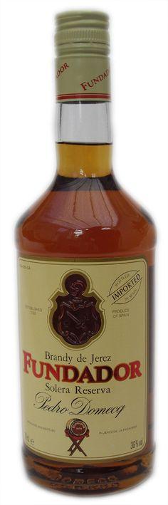 Lovely Spanish brandy