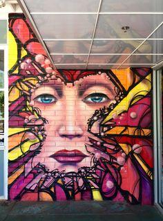 Roosevelt Row Art's District | Downtown Phoenix - Phoenix, AZ | Wallart | Urban Art | Mural