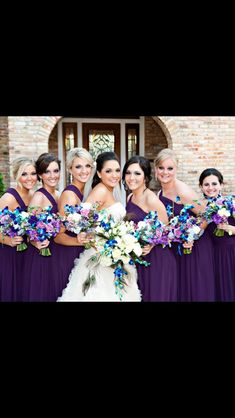 VESNA wedding & event weddings in Poland www.vesna.pl | Peacock wedding #Weddingsbridesmaids