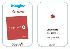 Le secret : imagier – MC en maternelle