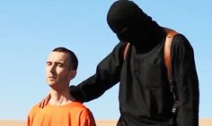 Junkie Jihadi John? Expert claims slurred speech of ISIS executioner in beheading video of Brit hostage David Haines could have been down to drugs   Read more: http://www.dailymail.co.uk/news/article-2760354/Junkie-Jihadi-John-Expert-claims-slurred-speech-ISIS-executioner-beheading-video-Brit-hostage-David-Haines-drugs.html#ixzz3EHefFkUS Follow us: @MailOnline on Twitter | DailyMail on Facebook