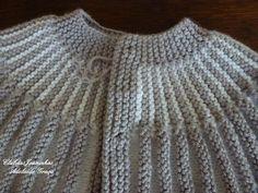 New crochet bebe nia Ideas Crochet Baby Jacket, Knitted Baby Cardigan, Crochet Baby Beanie, Baby Pullover, Knitted Baby Clothes, Knit Crochet, Baby Knitting Patterns, Knitting For Kids, Baby Patterns