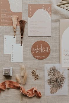 Neutral colour palette wedding stationery with abstract shapes. Vellum wedding stationery and tassels. Modern beach wedding with pampas grass wedding invitations Modern Abstract Wedding Stationery Wedding Invitation Inspiration, Beach Wedding Invitations, Printable Wedding Invitations, Wedding Invitation Design, Wedding Planner, Modern Wedding Stationery, Wedding Stationary, Wedding Branding, Boho Wedding