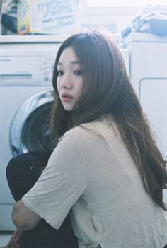 Lee Sung Kyung photographed by Shin Hye Rim, 2013