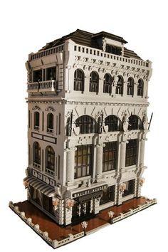 Балетная академия   DoubleBrick: Российское сообщество энтузиастов LEGO!