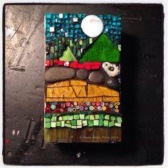 Mosaic Art by Anne Marie Price #mosaic #art #AMP #AnneMariePrice #CA #smalti #stainedglass #scenery #color
