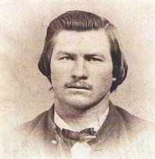 Virgil Earp 1862