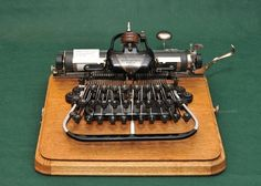 blickensderfer typewriter - Google Search