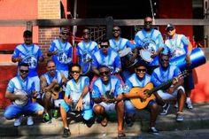 Samba da Pracinha é realizado mensalmente no Tremembé