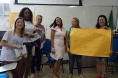 CURSO CAMINHOS DO CUIDADO - TUTORAS GABRIELLE E ANA LUCIA ~ Estação OTICS-RIO PENHA