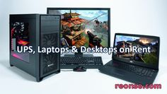 We provide an extensive range of the latest Desktops, Laptop Plasma and more for Rent - reonse.com