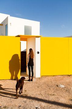 Casa en la Calle Pino / Oscar Gutiérrez