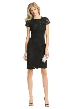 the dress i have been looking for!!  Loolu Lace Sheath