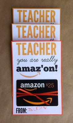 Haleys Daily Blog: End of the Year Teacher Gift Idea