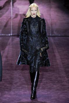 Gucci at Milan Fashion Week Fall 2012 - Runway Photos