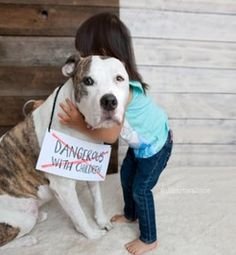 Powerful Photos Break Down Every Ugly Pit Bull Rumor