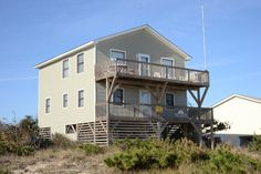 South Nags Head Vacation Rental: Pigeon Coup 272 |  Outer Banks Rentals