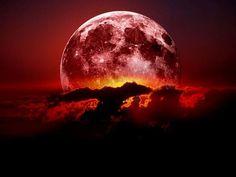 Resultado de imagem para lua de sangue tumblr