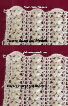 Crochet Dishcloths, Crochet Motif, Crochet Shawl, Crochet Flowers, Crochet Hooks, Free Crochet, Knit Crochet, Easy Knitting Patterns, Knitting Stitches