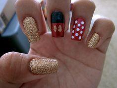 disney nails | Tumblr