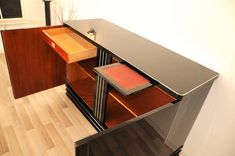 antik szekrény, art deco bútor