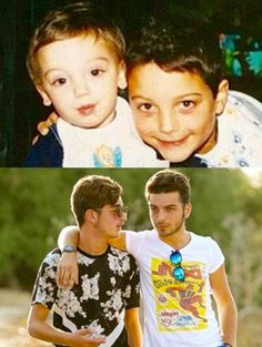Gianluca Ginoble and his brother my full resolution photo at: http://a.co/vBllIwl5CWIheVR3JfDH6gsqmGjvkavga0udULfjsMD