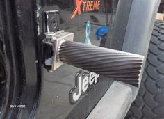 All Things Jeep - Jeep Foot Pegs for your Doorless Jeep, Ultra JeePegs